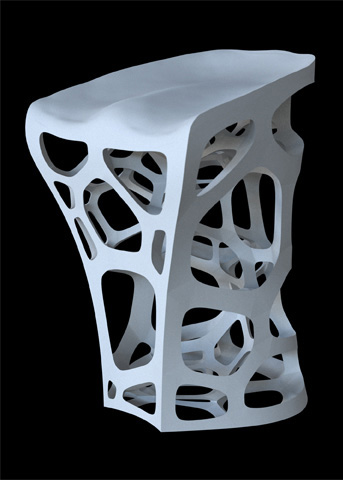 C4 Chair render