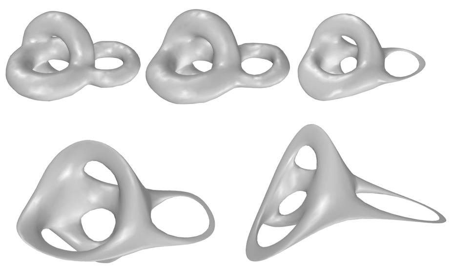 millipede: eigen mode mesh filtering