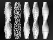 Parametric Voronoi Tower - Process