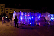 The Prism- Light Move Festival installation