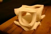 Gyroid / box split
