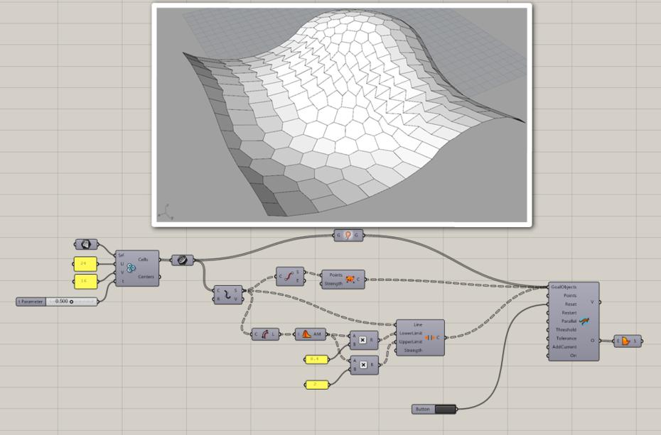 Planar hex