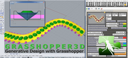 Generative Design with Grasshopper by Andres Gonzalez