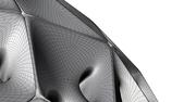 Digital stereotomy: parametric dome wip