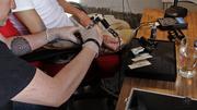 Parametric Tattoo process