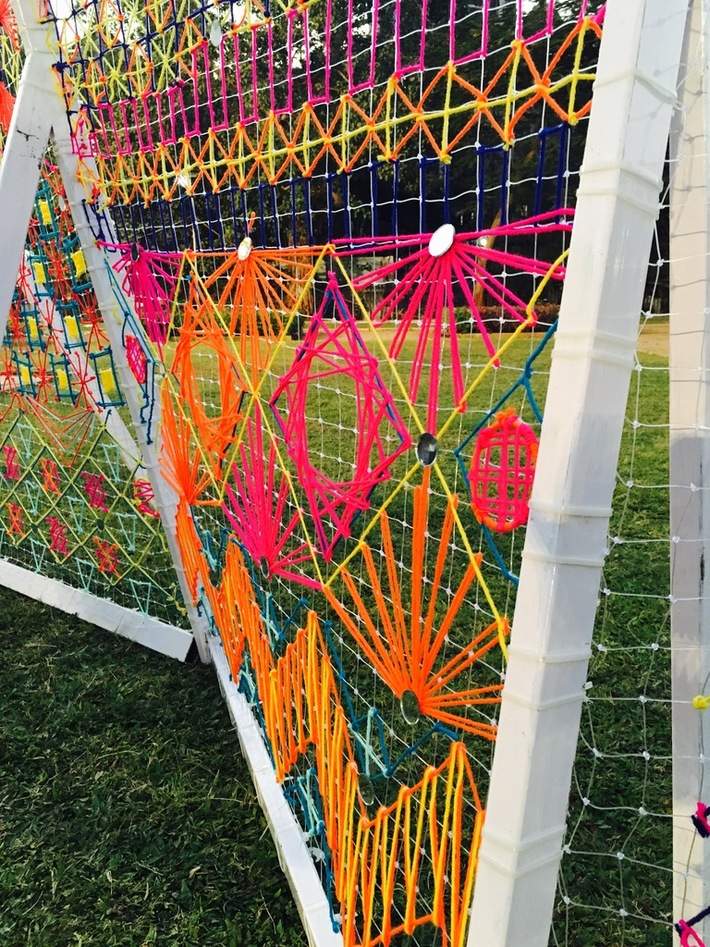 Farago of Tapestry - Kalaghoda Arts Festival 2016