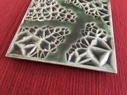 Volonoi vector field ceramics