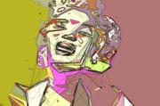 Generative Croquis-02(Marilyn)