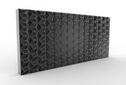 LunchBOx 3d wall