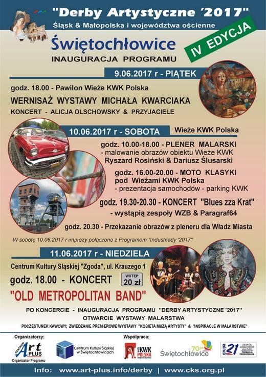 Derby Artystyczne 2017 Świętochłowice