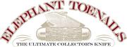 Elephant Toenail Collector Club Logo