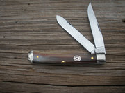 Moore Maker Trapper with Cow Horn Handles