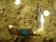100% real cherokee made stonework knife from AZ