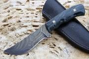 HHH Knives Damascus skinner FOR SALE