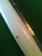 Limited Edition 2011 Damascus Swing Guard by Frank Beltrame, Maniago, Italy