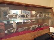 Old W R Case display of Jumbo Swellcenters