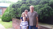 iKC Member Eric and his family