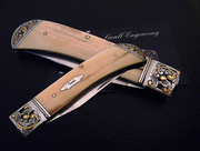 Jim Small Engraved Trapper