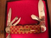 Remington Purina Live Car Knife