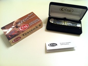 2011 CASE XX Honey Comb Yellow Delrin Trapper #367 of 1000 Limited Pocket Knife