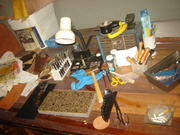 My Litttle Backyard Knife Shop