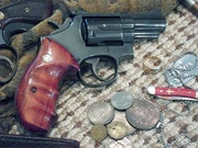 My Smith and Wesson model 19 with combats one of my favorites