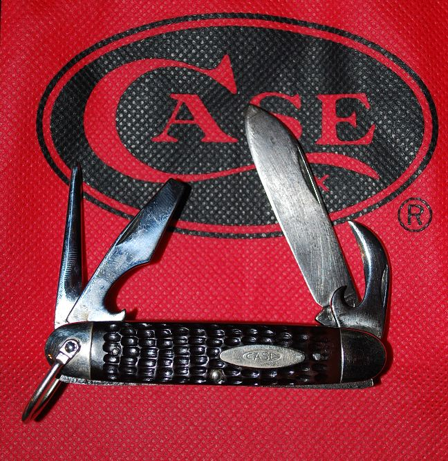 Case Camping knife
