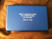 Taylor Cutlery Great American Ships #702