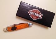 2013 Case XX Harley-Davidson Muskrat Knife