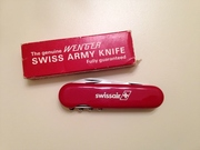 "Vintage Wenger ""swissair"" Swiss Army Knife"