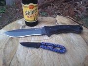 Schrade Extreme Survival SCHF9 & TOPS TIBO