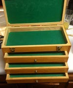 New (old) Garage sale find Gerstner style EDC box - yay!