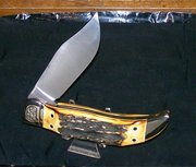 Schrade Stag  NKCA 1980 Founders Edition Set 014
