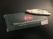 2002 Case Small Natural Stockman Pocket Knife