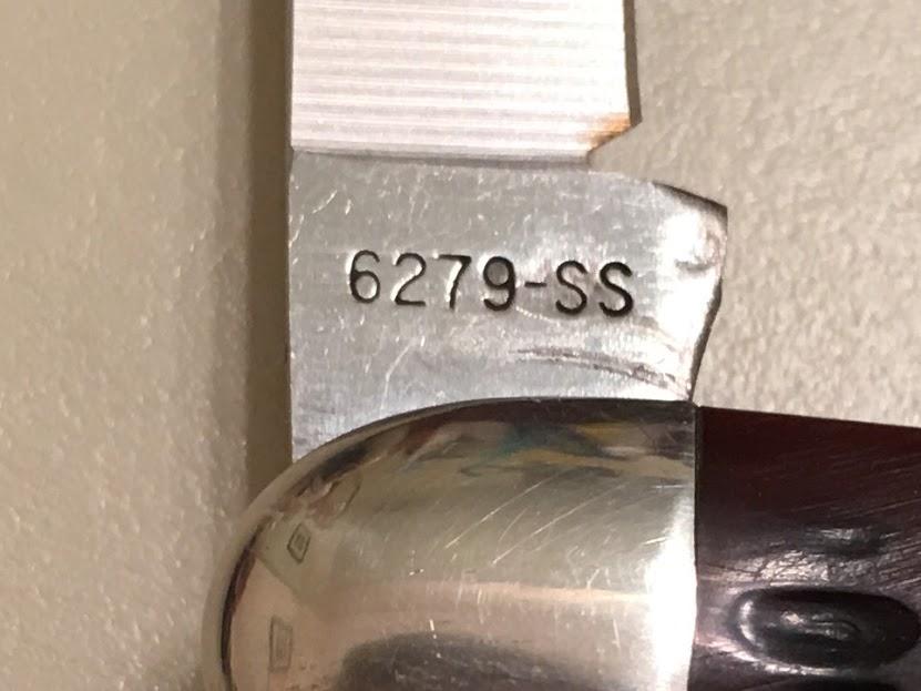 1978 Case XX Pen Senator Pocket Knife