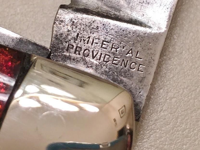 Late 1920s Imperial Providence Jack Pocket Knife