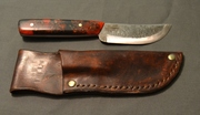 Don Carter Forge Custom Hand Forged Knife (1)