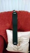 OSP English Bridle Leather razor strop