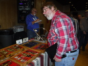 IKC members at the Knife and gun show Ashland Ky....2017
