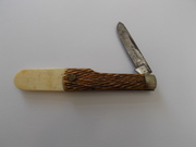 SCHRADE CUT CO WALDEN NY   1904 to 1946  Grafting  Knife for fruit