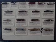 Knife Display Board