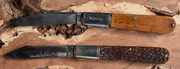 Remington and Schrade Walden Vintage Daddy Barlows