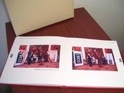 Farewell Book Embajador - Doble página con fotos