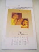 Interior Calendario para colgar