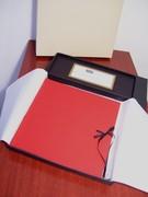 Farewell Book Embajador - Libro en caja