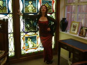 Susan by the Astrological window