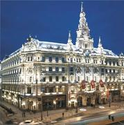 BOSCOLO LUXORY HOTEL NEW YORK PALACE BUDAPEST