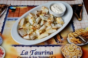 Restaurante La Taurina Madrid centro raciones