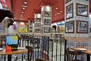 Restaurante La Taurina Madrid centro detalle sala