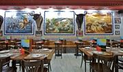 Restaurante La Taurina Madrid centro salon para grupos